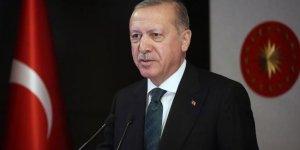 Erdoğan'dan 'Selahaddin-i Eyyubi' mesajı