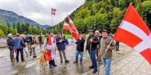 Fransa'nın ayrılıkçı bölgesi Savoie'da bir grup bağımsızlık ilan etti