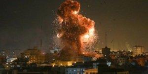 Gazze Şeridine Yönelik Saldırılar Sürüyor