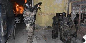 İstanbul'da 'PKK operasyonu'
