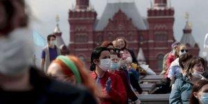 Rusya ve Almanya'da vaka rekoru kırıldı