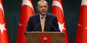 Erdoğan: Macron'un başını çektiği girişimlerin gayesi İslam ile hesaplaşmak