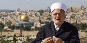 Şeyh İkrime Sabri'den Mescid-i Aksa'yı Ziyaret Eden BAE'li Yetkililere Tepki