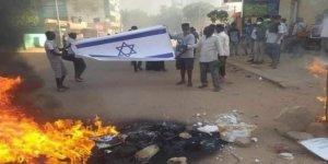 Sudanlılar İsrail İle Normalleşmeyi Protesto Etti