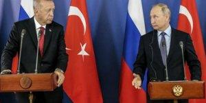 Putin ve Edoğan, Karabağ'ı Görüştü