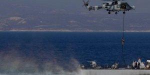 İngiltere'den Doğu Akdeniz'de güç gösterisi