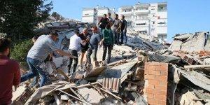 AFAD: İzmir'de yaşanan depremde ilk belirlemelere göre 4 kişi hayatını kaybetti
