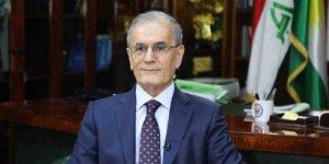 Kerkük Valisi Necmeddin Kerim hayatını kaybetti