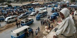 Etiyopya'da terör saldırısı:32 kişi hayatını kaybetti