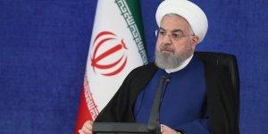 Ruhani: ABD ile ilişkileri biz koparmadık ve düşmanlığı biz başlatmadık