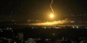 SANA: Şam'a düzenlenen İsrail saldırılarında 3 asker hayatını kaybetti