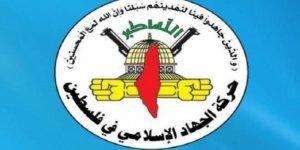 İslami Cihad'tan Abbas Yönetimine Tepki