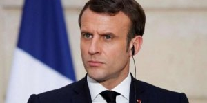 Macron'dan Karabağ açıklaması: Müdahale edemeyiz