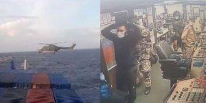 İrini Operasyonu, aramanın Türkiye'nin izni olmadan yapıldığını kabul etti