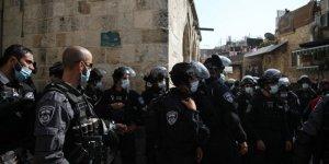 İsrail'in Mescidi Aksa Ablukası Devam Ediyor