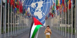 BM Filistin ile uluslararası dayanışma günü