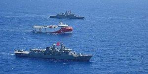 NATO: Oruç Reis'in dönmesi gerginliğin düşürülmesine yardımcı olacaktır