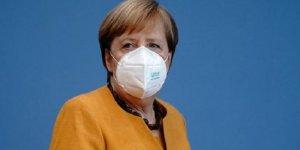 Merkel: Covid-19 aşısına adil erişim olmalı