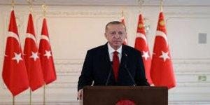 Erdoğan: Tehditle ülkemize diz döktürme gayreti içinde olanlar var
