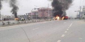 Afganistan'da bombalı araç saldırısı: En az 9 ölü