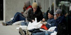 Amerika'da 54 milyon insan aç