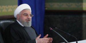 Ruhani: Yaptırımları etkisiz hale getirmek için anbean çalışıyoruz