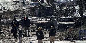 ABD'de Noel patlaması: Şüphelinin intihar bombacısı olduğu ortaya çıktı