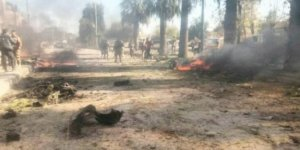 Serêkaniyê'de bombalı saldırı: 4 Ölü