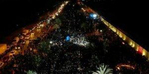 Süleymani suikastının 1. yıldönümü! Binlerce kişi Bağdat'ta toplandı
