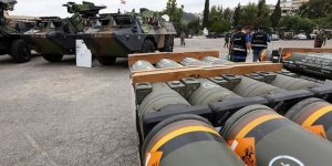 Almanya'dan çatışma içinde olan ülkelere bir milyar euroluk silah ihracatı