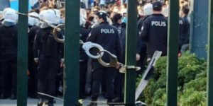 Boğaziçi Üniversitesi protestosunda 17 gözaltı