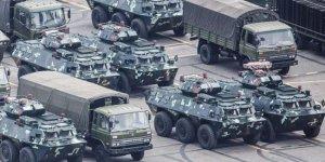 Çin liderinden orduya: Savaşa hazır olun