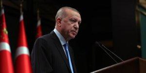 Erdoğan: Yerli aşılarımızı gerekli onayların ardından insanlığın hizmetine sunacağız