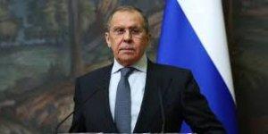 Lavrov: ABD ve müttefikleri Ortadoğu'da 'züccaciye dükkanına girmiş fil'