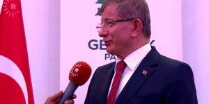 Davutoğlu: Erdoğan vesayet altında