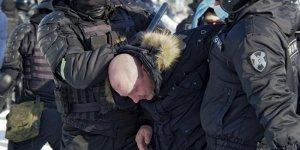 Rusya'da ülke çapında protesto gösterileri başladı