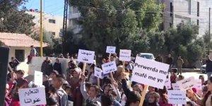 Li Qamişlo xwandekaran ji bo xwendina bi Kurdî bang li NY kirin