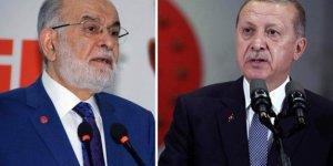 Karamollaoğlu'ndan Erdoğan'a: Dost acı söyler