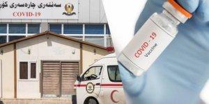 Kürdistan Bölgesi Irak'tan bağımsız Covid-19 aşısı alacak