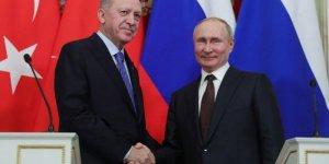 Cumhurbaşkanı Erdoğan, Putin ile telefonla görüştü