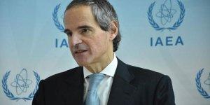 Nükleer diplomasisi: IAEA Başkanı İran'da