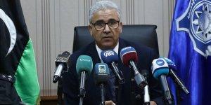 Libya İçişleri Bakanı Başağa'nın konvoyuna silahlı saldırı