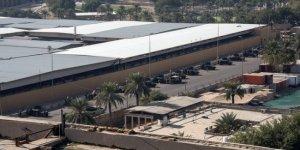 ABD'nin Bağdat Büyükelçiliği'ne saldırı!