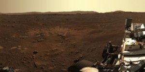 Perseverance, Mars'tan panoramik fotoğraf gönderdi