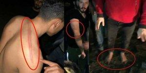 'Yunanistan askerleri sığınmacıları darp edip yağmaladı'
