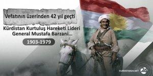 Mele Mustafa Barzani'nin vefatının üzerinden 42 yıl geçti