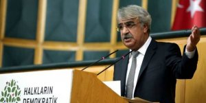 Sancar: HDP olarak Barzani'nin mirasına sahip çıkıyoruz