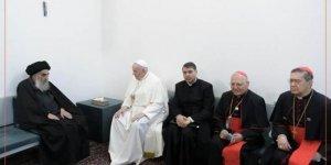 Ali Sistani'den Papa'ya: Dini liderler trajedilerin yaşanmasına engel olabilir