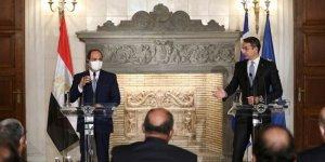 Mısır, Ankara'ya 'jest' olarak yorumlanan haritada 'değişikliğe gitti'