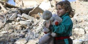 Suriye'de 10 yıldır süren savaşta yaklaşık 12 bin çocuk öldü